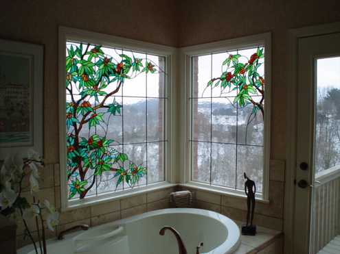 Williams Stained Glass Pittsburgh Maryland West